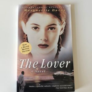 📖 The Lover by Marguerite Duras